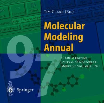 Molecular Modeling Annual Journal Of Molecular Modeling