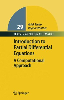 Introduction to Partial Differential Equations A Computational Approach