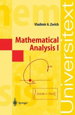 Mathematical Analysis 1