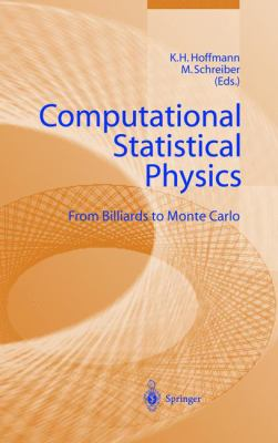 Computational Statistical Physics From Billiards to Monte-Carlo