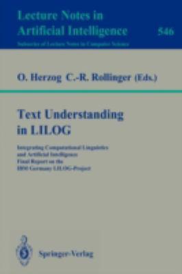 Text Understanding in LILOG