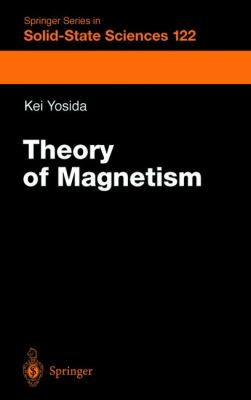 Theory of Magnetism