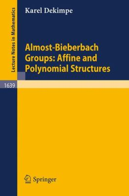 Almost-Bieberbach Groups