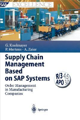 Supply chain management based on sap systems order for Alexander manufacturing company