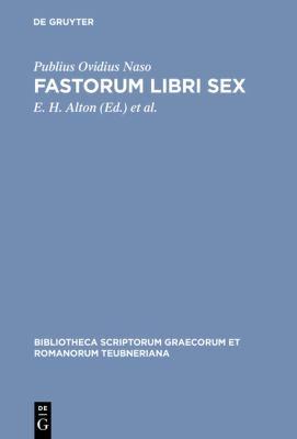 Fastorum Libri Sex