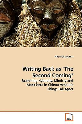things fall apart the second coming essay The book, things fall apart, by chinua achebe, received its title from the first tercet lines of the third line of the poem, the second coming, by w b yeats.