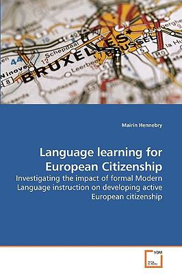 Language Learning for European Citizenship