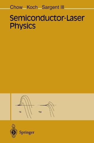 Semiconductor-Laser Physics