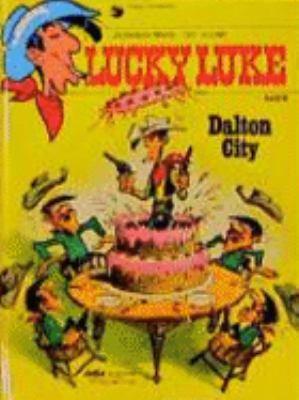 Lucky Luke, Bd.36, Dalton City