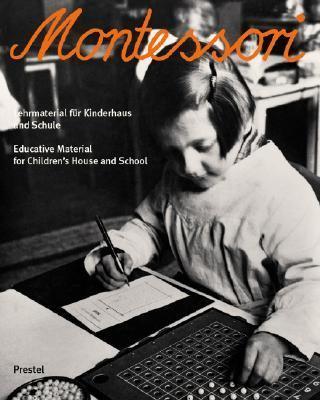 montessori lehrmaterialien 19131935 mobel und architektur