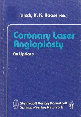 Coronary Laser Angioplasty: An Update