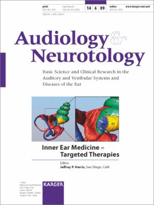 Inner Ear Medicine - Targeted Therapies