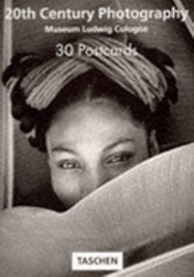 20th Century Photography 30 Postcards