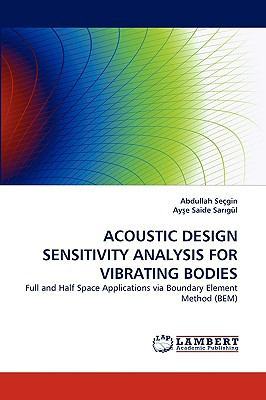 Acoustic Design Sensitivity Analysis for Vibrating Bodies