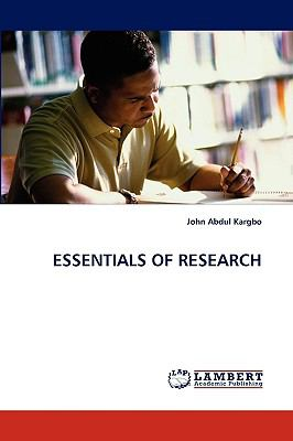 Essentials of Research