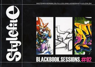 Blackbook Sessions 2 Graffiti On Paper