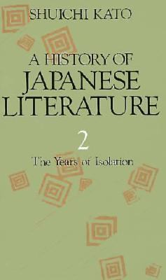 History of Japanese Literature,v.2