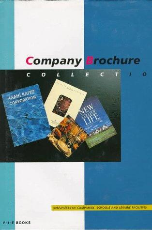 Company Brochure Collection: Brochures of Companies, Schools and Leisure Facilities