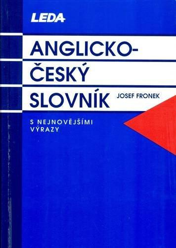 English-Czech Dictionary (Czech Edition)