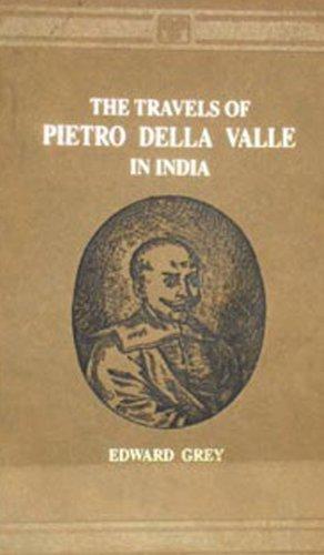 Travels of Pietro Della Valle In India-2 Vols.