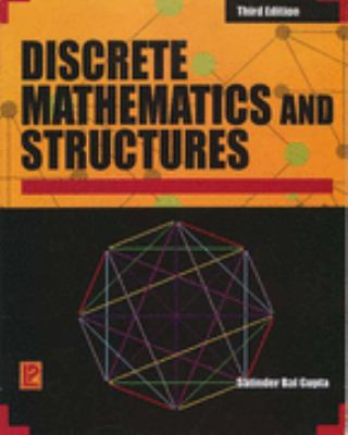 Comprehensive Discrete Mathematics and Structures