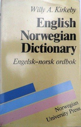 English-Norwegian Dictionary