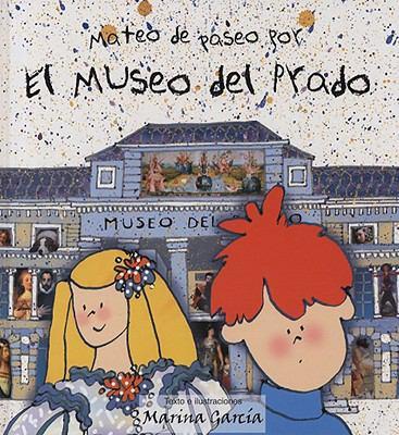 Mateo de Paseo Por El Museo Del Prado