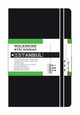 Moleskine City Notebook Istanbul