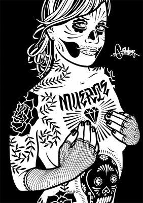 Mike Giant: Muerte