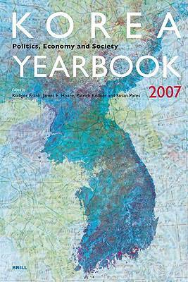 Korea Yearbook, Volume 1 (2007)