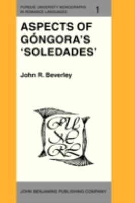 Aspects on Gongora's Soledades