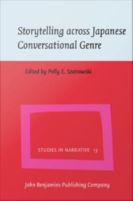 Storytelling Across Japanese Conversational Genre