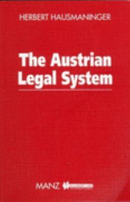 Austrian Legal System