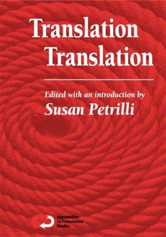 translation approaches 1 legal translation and functionalist approaches: a contradiction in terms giuliana garzone university of bologna, italy at a time when the distinctive quality of the language of the law, which marks it off from.