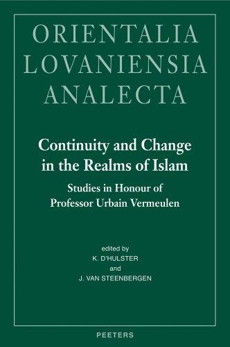 continuity and change spread of islam The period of 600-1450 saw a large increase in volume of long distance trade sufis spread islam into southeast asia, southern europe, sub-saharan africa change and continuity in confucianism maintained a focus on the family and relationships.