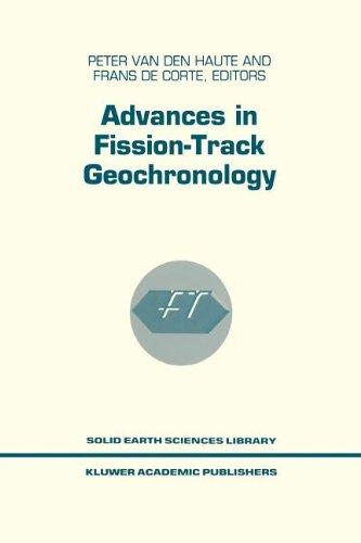 Advances in Fission-Track Geochronology (Solid Earth Sciences Library)