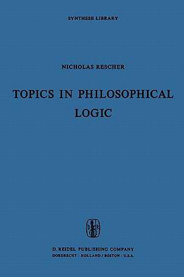 Topics in Philosophical Logic