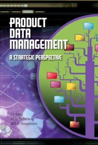 Product Data Management: A Strategic Perspective