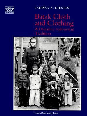 Batak Cloth and Clothing A Dynamic Indonesian Tradition