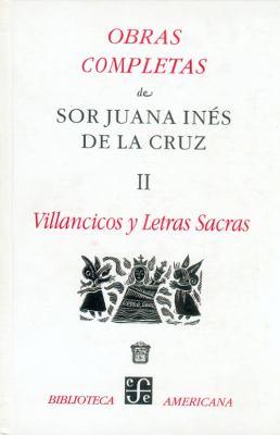 Villancicos y Letras Sacras