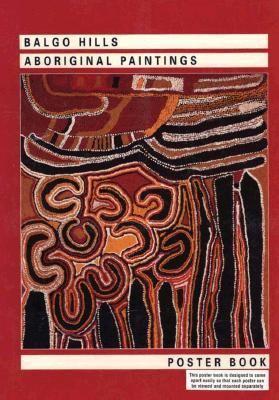 Balgo Hills Aboriginal Paintings Poster Book