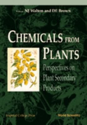 Chemicals from Plants Perspectives on Plant Secondary Products