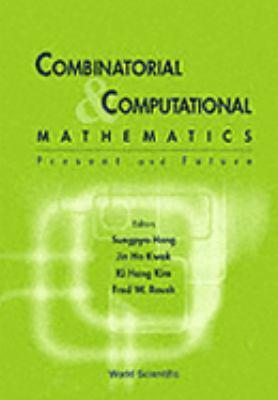 Combinatorial & Computational Mathematics Present and Future  Pohang, the Republic of Korea 15-17 February 2000