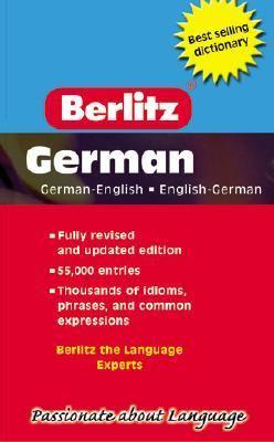 Berlitz German Dictionary