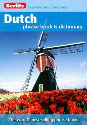 Dutch Berlitz Phrase Book