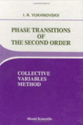 Phase Transitions of the Second Order Collective Variable Method