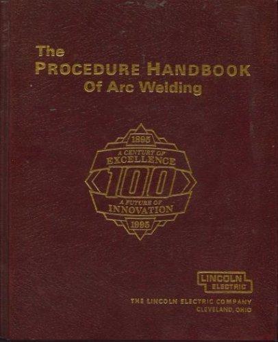 procedure handbook of arc welding