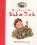 Percy Helps Out: Sticker Book (Picture Lions)