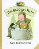 Badgers Bath (Percy the Park Keeper)