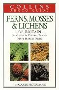 Ferns, Mosses and Lichens of Britain and Northern and Central Europe - Hans Martin Jahns - H...
